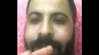 Arab hairy daddy jerk off